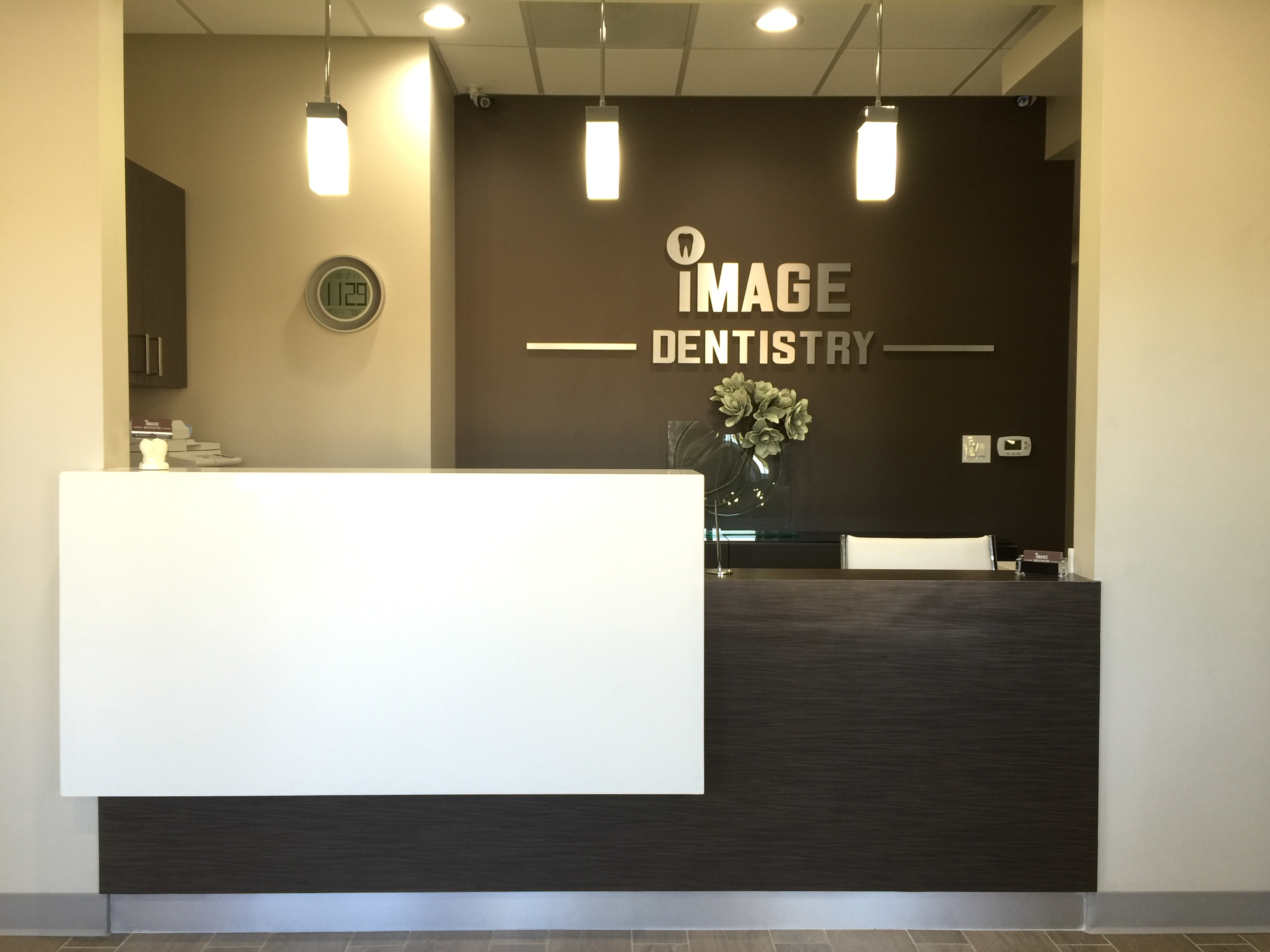 Image Dentistry - Reception